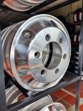 Rines de Aluminio 17.5 a Credito