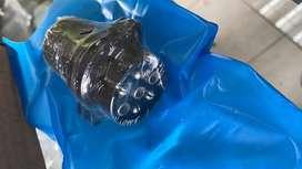 Conector macho barra tiro keko