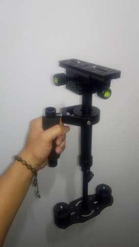 Estabilizador para cámara DSLR