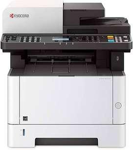 Fotocopiadora Multifuncional Kyocera Ecosys M2135dn Monocromatica + Transformador