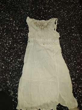 Vendo vestido sin uso