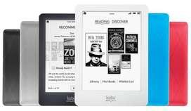 Libro Electrónico Kobo Glo Ebook ereader