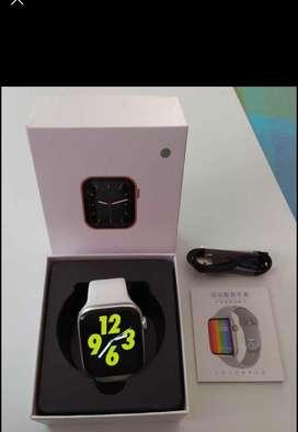Reloj inteligente w26 series 6 el mejor del mercado