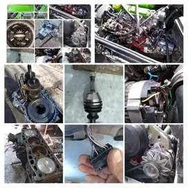 Mecánica en general..