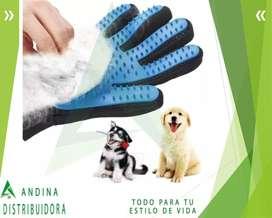 Guante Quita Pelos Perros Gatos Mascotas