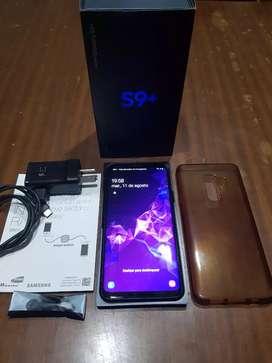 Samsung s9 Plus. Excelente estado