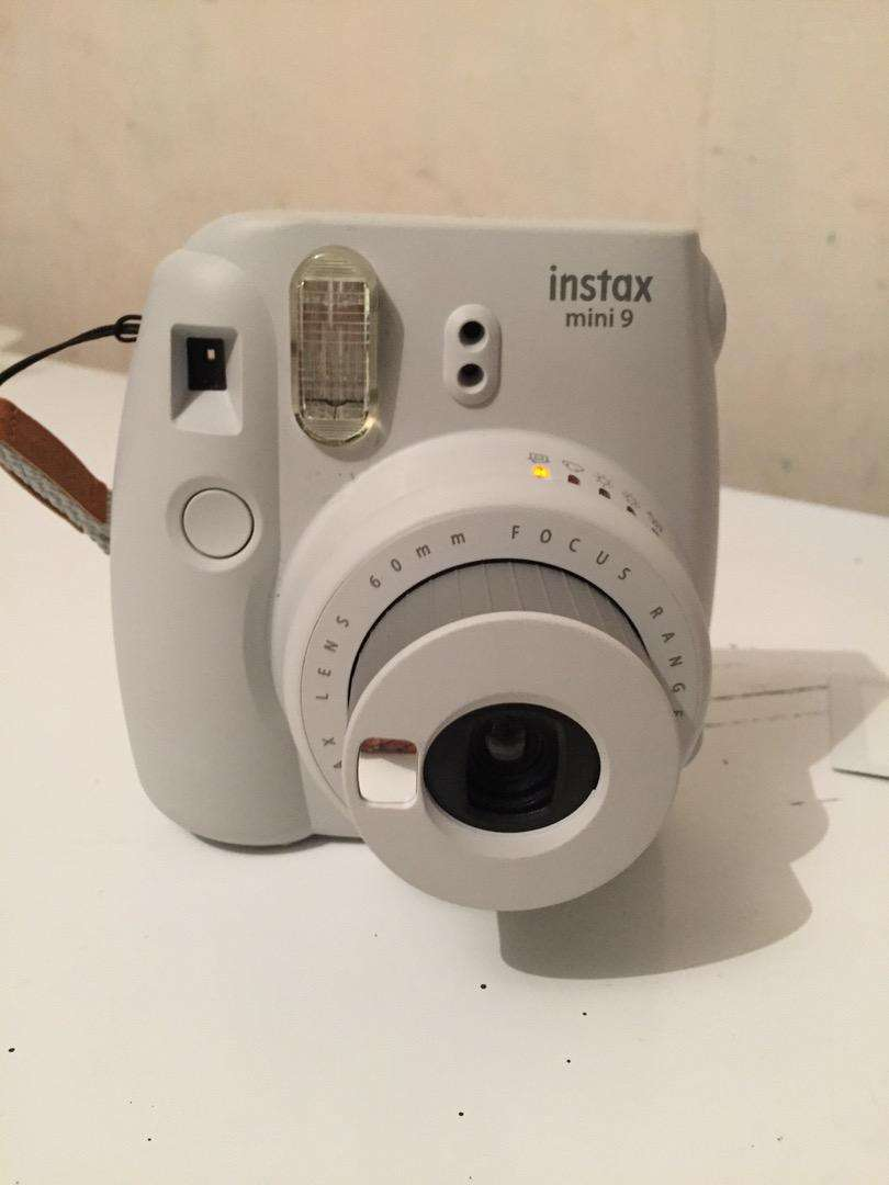 Camara instax mini 9 0