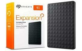 Disco duro externo seagate 1tb usb 3.0 PS4 2.5 pulgadas