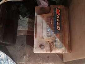 Vendo bateria 16/65