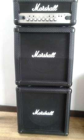 Cambio  por guitarra Similar valor Squier Telecaster mini-cabinet Marshal