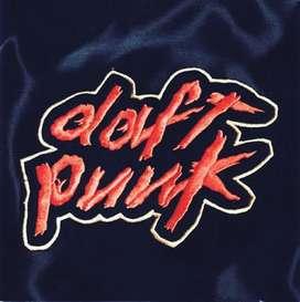Daft Punk - Homework cd.