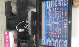 Tv lcd 32 con hom