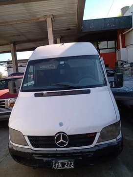 Vendo permuto Mercedes  benz mini bus 19+1