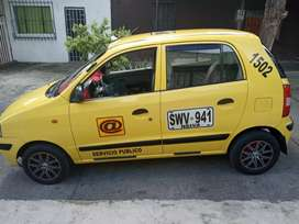 Taxi Hyundai modelo 2011