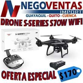 DRONE S SERIE S70 WIFI