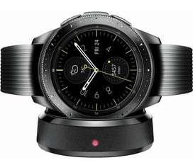 Reloj Samsung Galaxy Watch 1.2 - Negro - Nuevo - Con Garantía