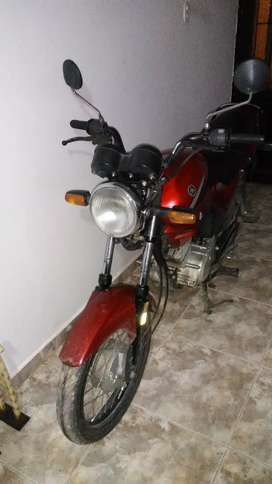 Vendo moto 125 libero