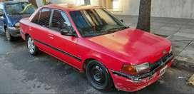 Mazda 323 GLX 1.6 1993