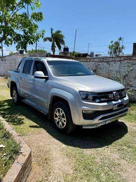 Vw amarok conforline 2017 manual 4x2