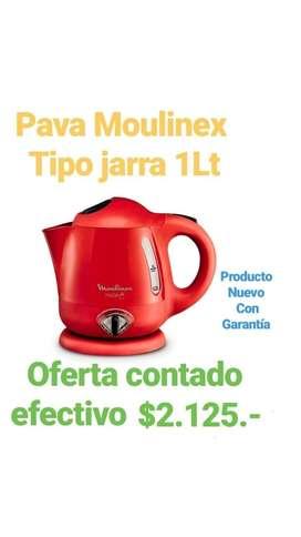 PAVA ELÉCTRICA MOULINEX