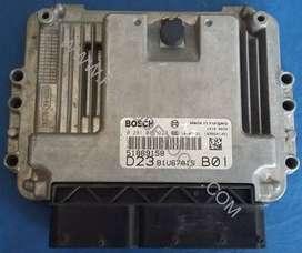 ECU de Fiat Ducato 2.3  Bosch EDC16C39