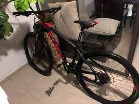 Bicicleta rin 29 cliff