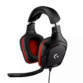 Audífonos Gamer Logitech G332 Diadema 3.5mm Gaming PS4 PS5 Xbox One Nintendo Xbox Series PC