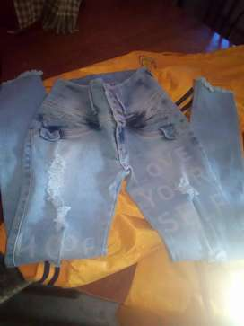 pantalones jheans y chores