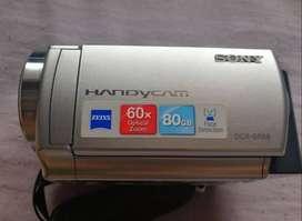 Filmadora Sony Handycam Dcr-sr58e