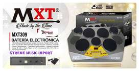 IMPLACABLE BATERIA ELECTRONICA MXT 309
