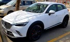 Mazda Cx3 High 4x4 (versión top)