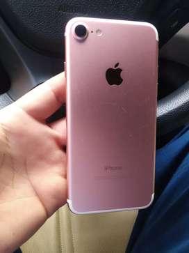 Iphone 7 rose detalle