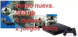 Vendo PlayStation 4 NUEVA de 500GB última disponible