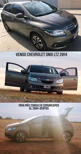 Chevrolet onix 2014Ltz