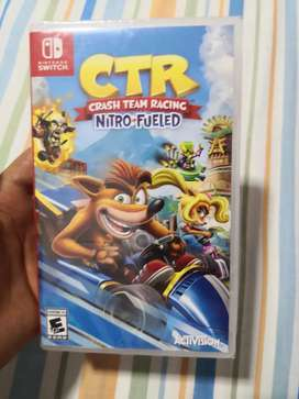 Crash CTR para switch