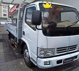 Camión 2.5 toneladas  único dueño poco uso Dongfeng