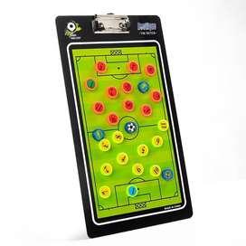 OFERTA-tabla de estrategia para entrenamiento de fútbol