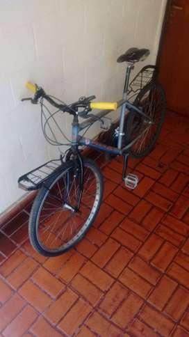bicicleta rod 26 mountain bike. 21 vel. frenos y cambios nuevos