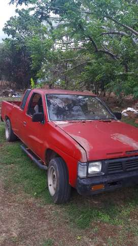 Ganga Vendo dos pick Up nissan