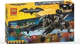 813 pzs - Batman Lego movie - The scuttler (la.criatura) - sets legos