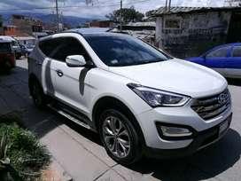 Se vende camioneta hyundai santa fe sport .2013