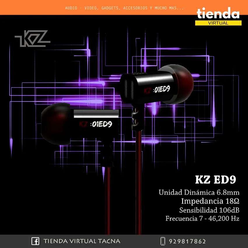KZ ED9 AUDIFONO