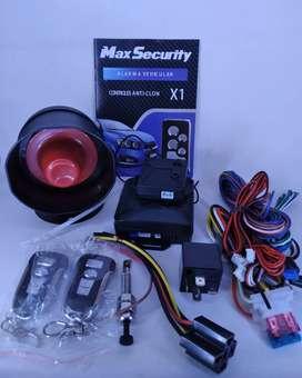 Alarmas max security