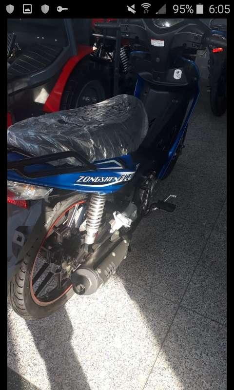 Se vende moto nueva 0