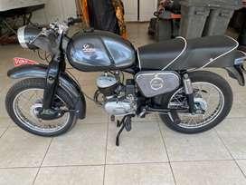 Moto puma 4 serie !!impecable !!