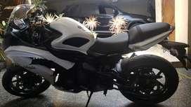 Vendo Kawasaki Ninja 650 2012