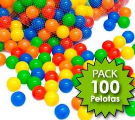 100 Pelotas no se deforman