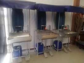 lavamanos para lavado de manos