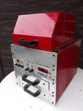 Procesadora de fotopolimeros