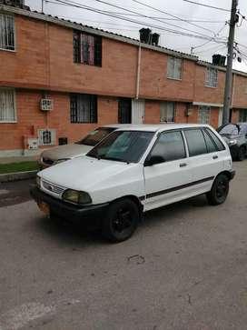Ford festiva modelo 1996